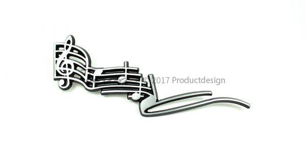 Aluminium ornamente – Muzik
