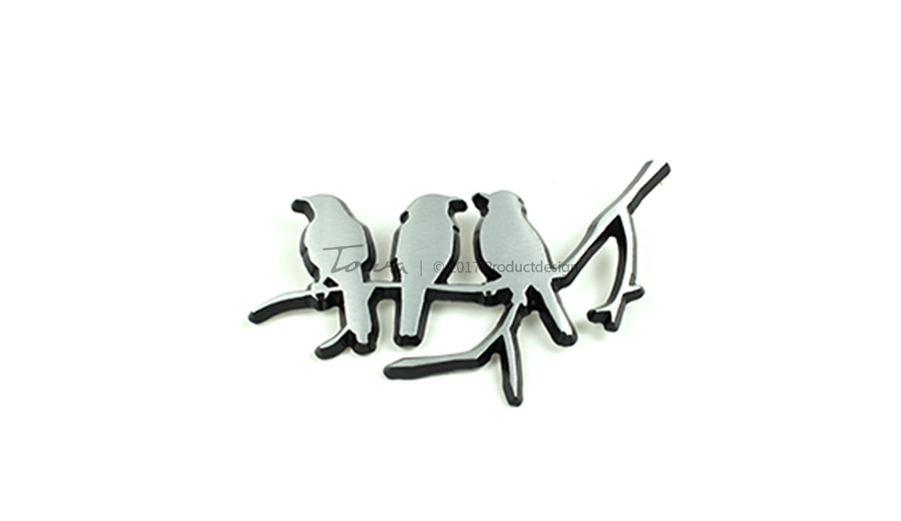 aluminium gedenksteen decoratie